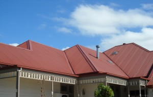 New Colorbond Roof Replacement