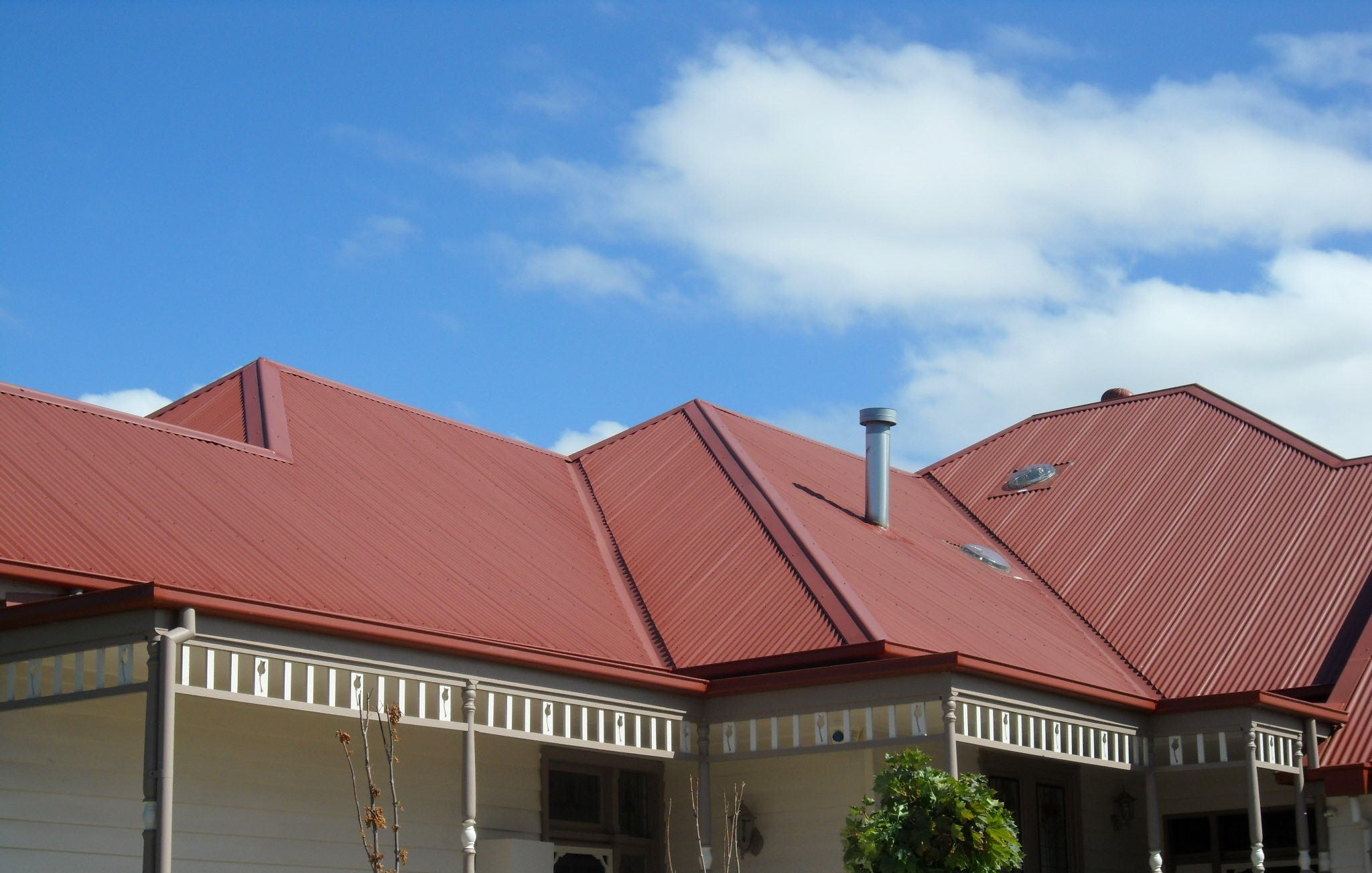 Metal Roof Replacement | Guardian roofing