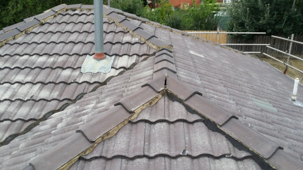 Ready for Re-Pointing