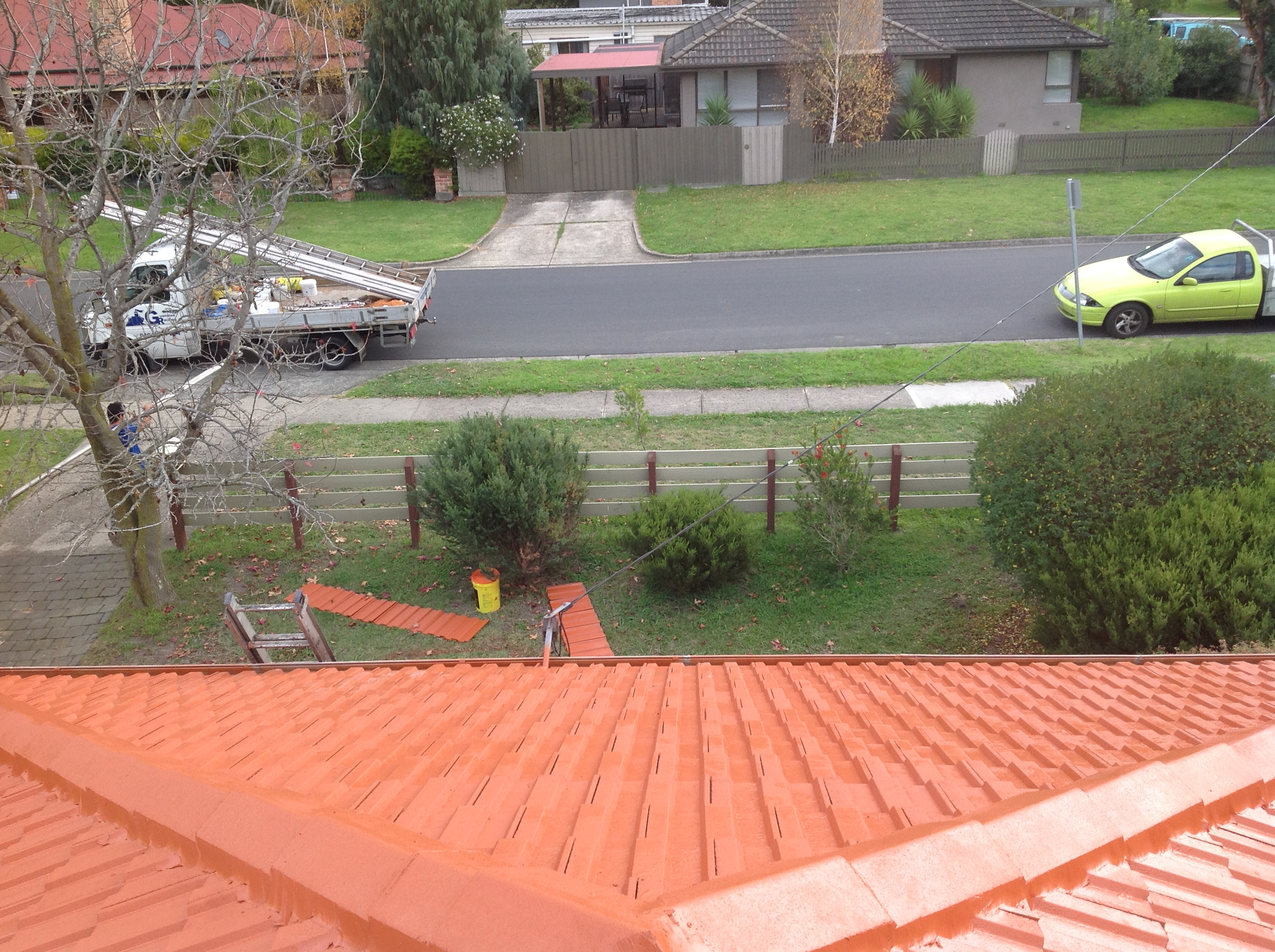 Roof Restoration Templestowe After